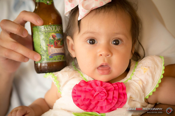 Mia likes good beer